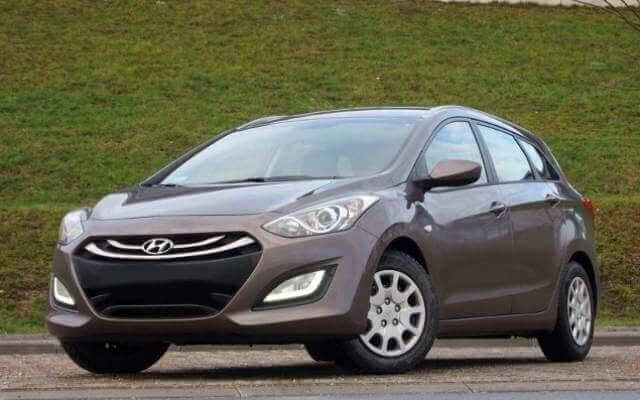 Hyundai i30 II - wypożyczalnia samochodów ekaRent Gdańsk