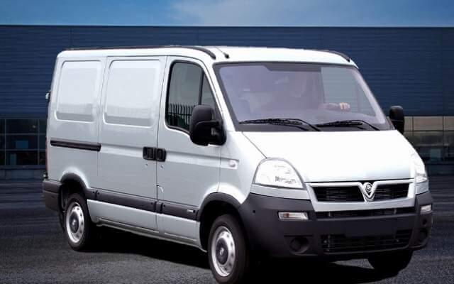Opel Movano - wypożyczalnia samochodów ekaRent Gdańsk