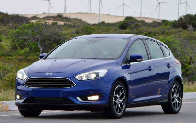 Ford Focus - wypożyczalnia samochodów ekaRent Gdańsk