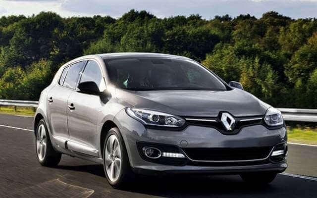 Renault Megane III - wypożyczalnia samochodów ekaRent Gdańsk