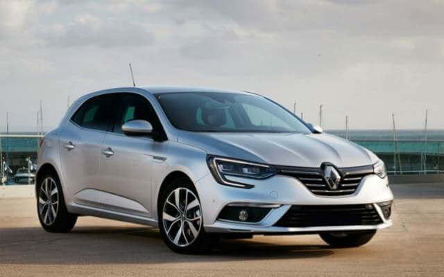 Renault Megane IV - wypożyczalnia samochodów ekaRent Gdańsk