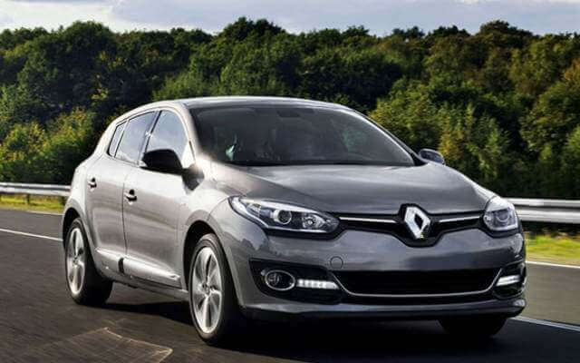 Renault Megane III do wynajęcia