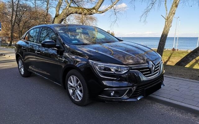 Renault megane IV do wynajęcia