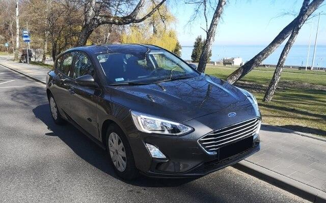 Ford Focus do wypożyczenia
