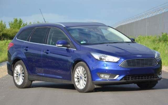 Ford Focus do wynajęcia